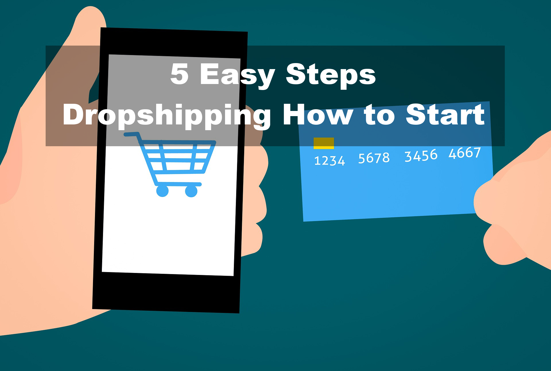 Dropshipping How to Start